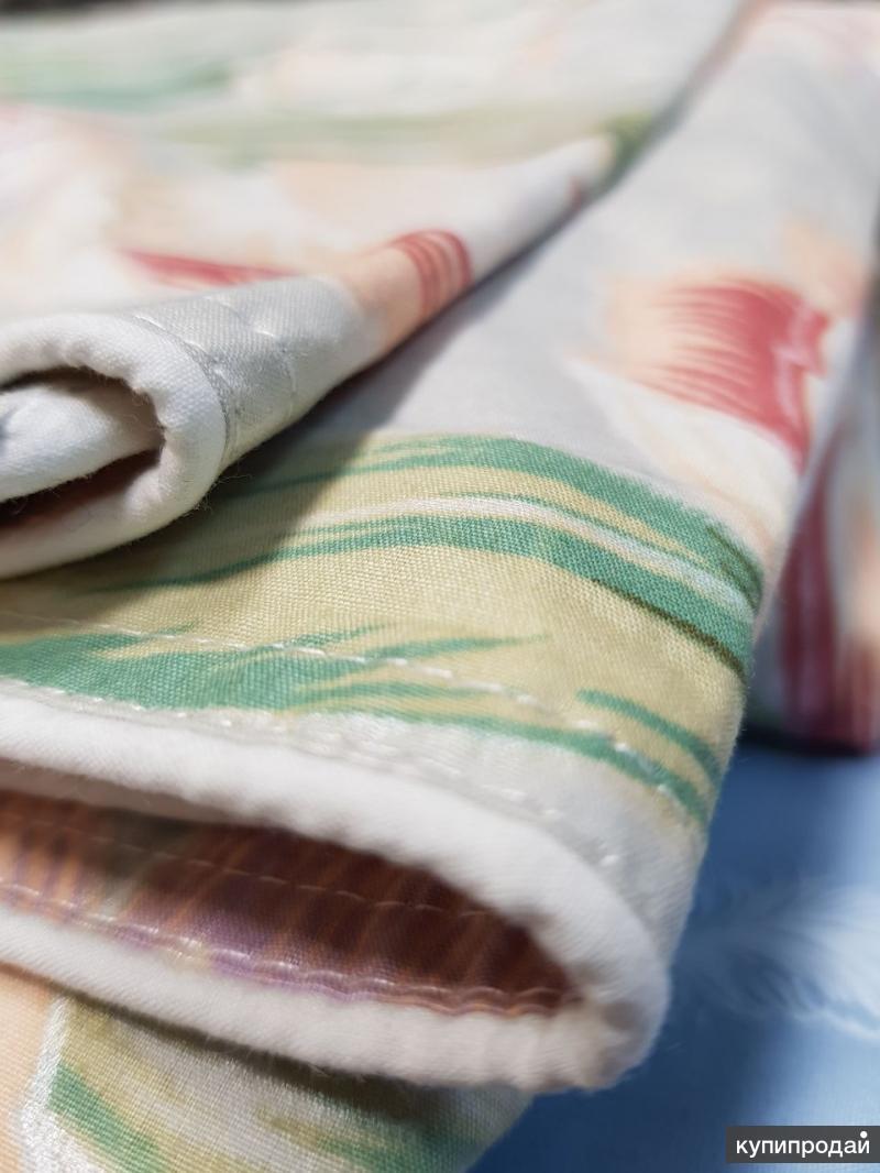 Чехол одеял с кантом принт оптом