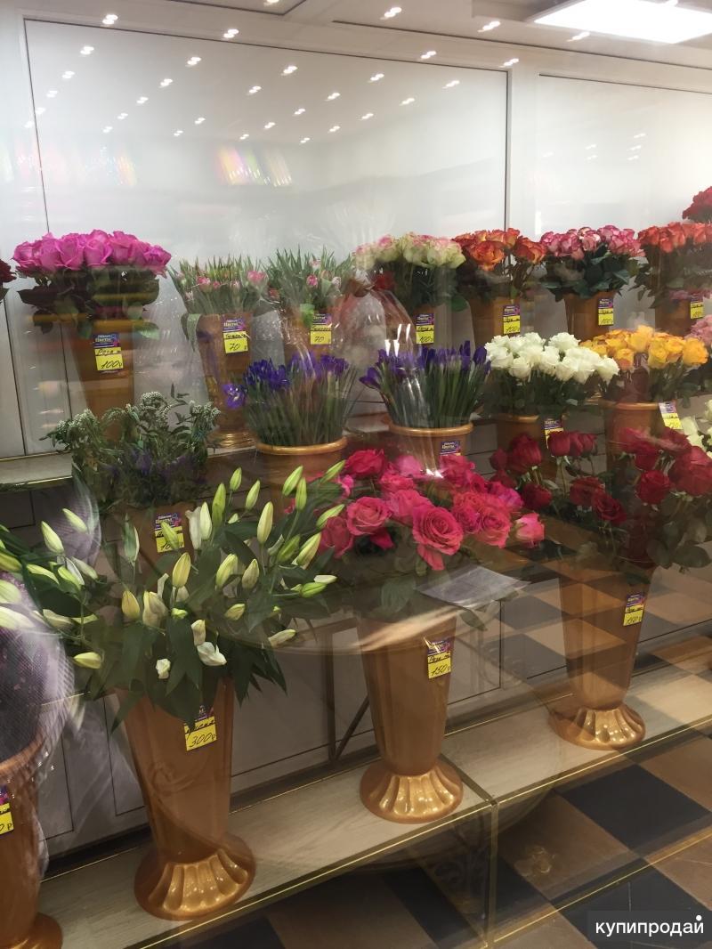 Магазин цветов на преображенке, каллами свадебные
