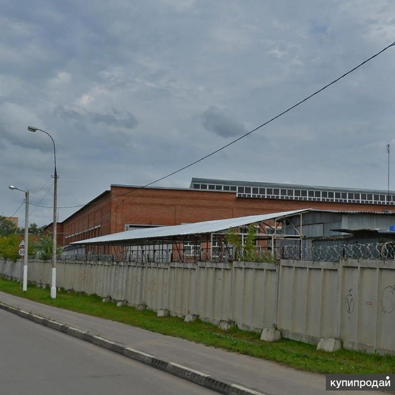Продажа произв-складского комплекса 6563 м2 в Одинцово. Западная