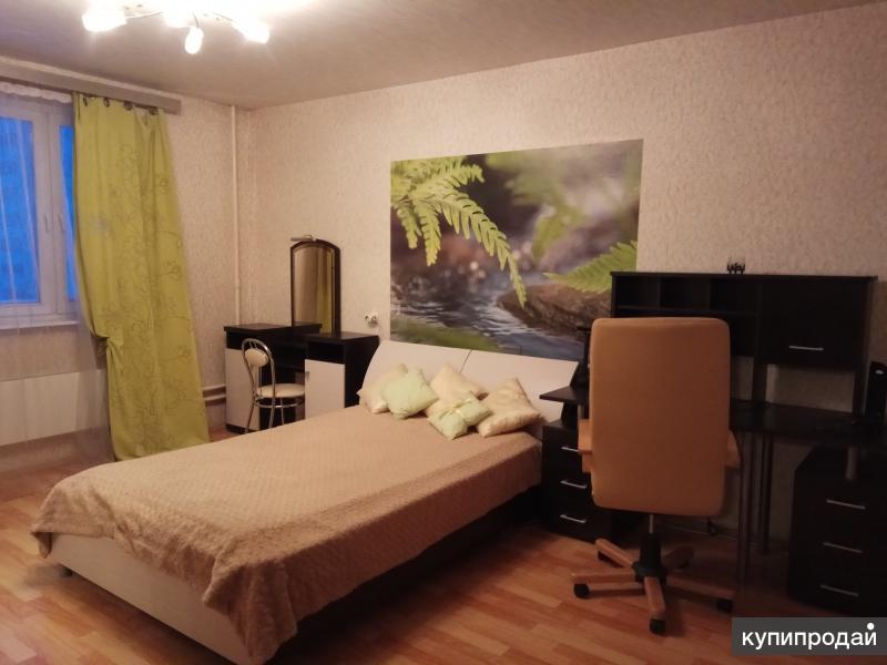 Двухкомнатная с изолированными комнатами.