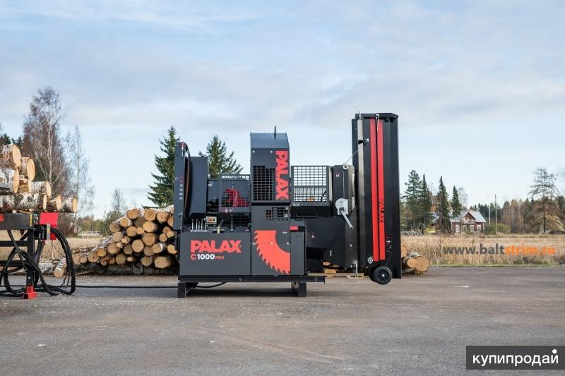 Дровокол Palax C1000 (Финляндия)