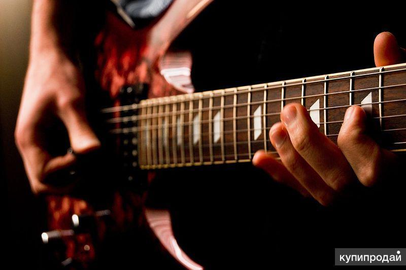 Уроки пения под гитару в Москве, учитель игры на гитаре по скайпу