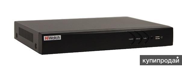 Продам новый HiWatch DS-H204U(B)