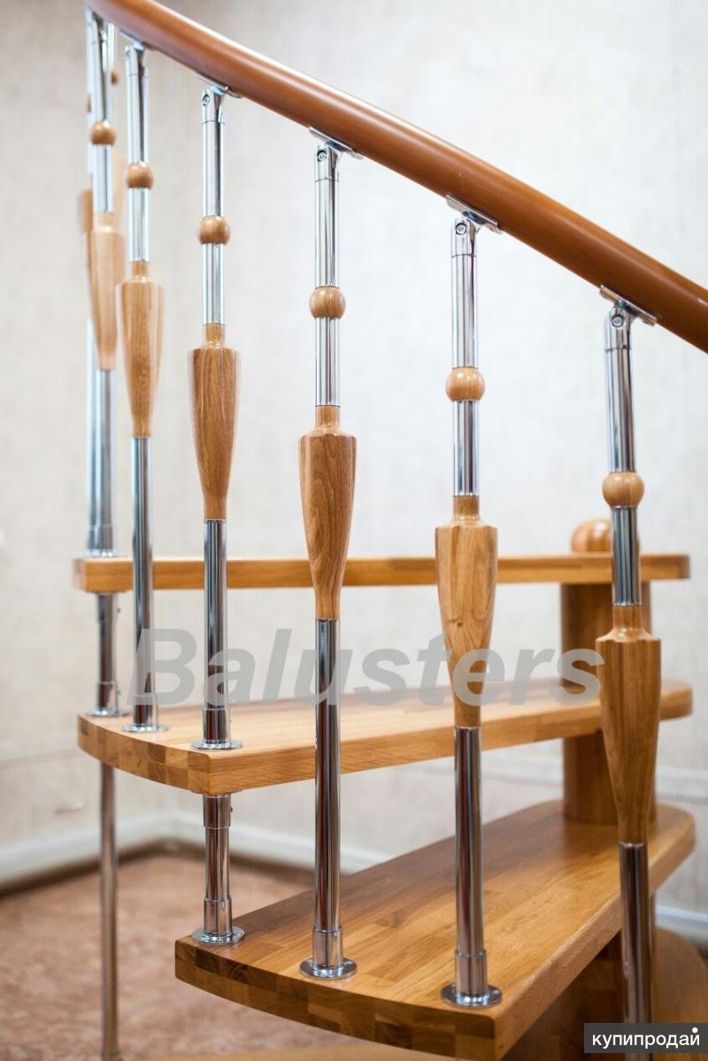 Элементы лестниц «балясины столбы колонны поручни ступени»
