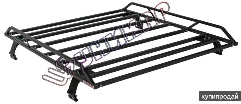 Багажник разборный для ВАЗ-2121 Нива