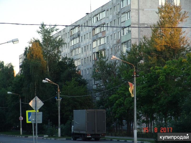 Двухкомнатная квартира улучшенной планировки. Общая 45 м2, жилая30, 4/9 эт