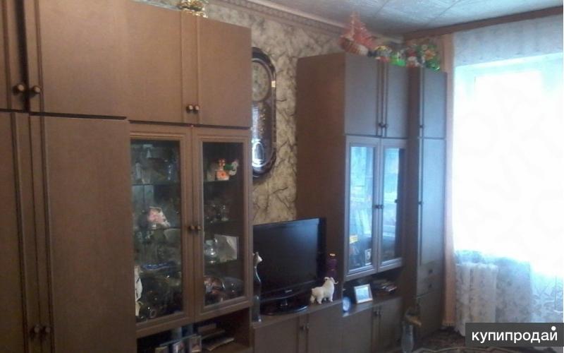 3-к квартира, 53 м2, жилая 42. кухня 6, 2/4 эт.