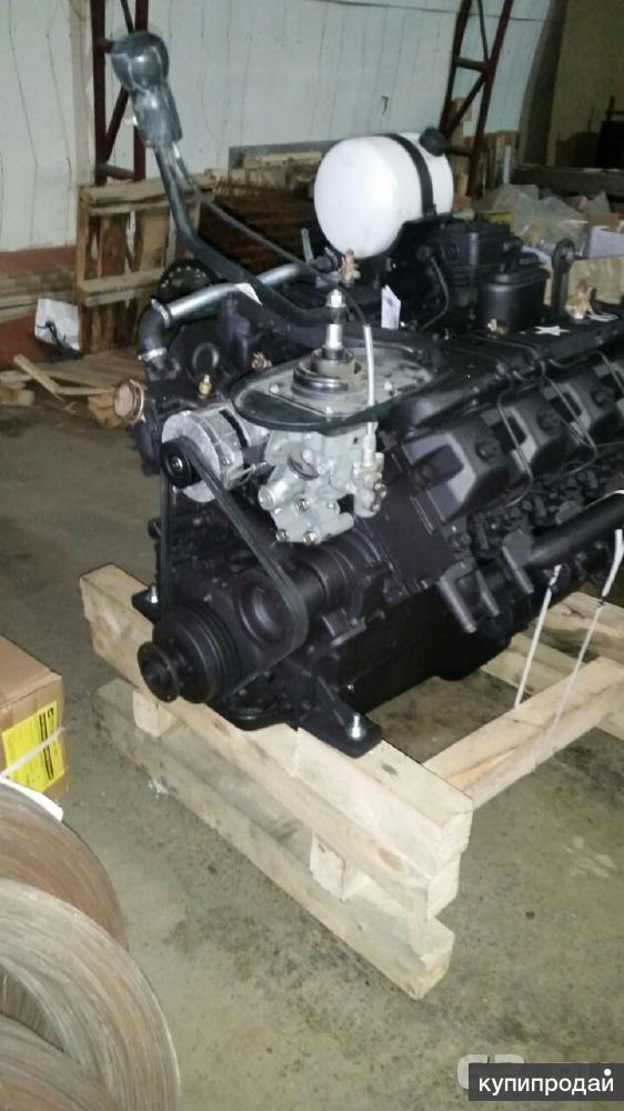Силовой агрегат ЕВРО-1 240л.с.