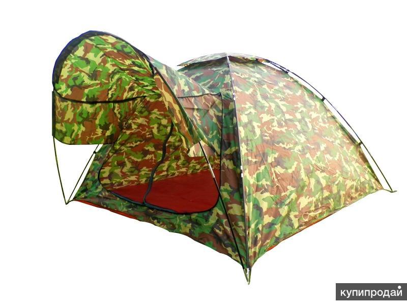 Продается палатка 3х-4х местная