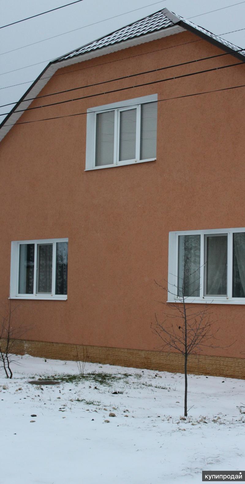 Двухэтажный дом 160 м2