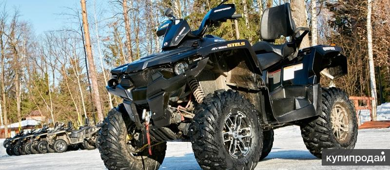 Квадроцикл stels ATV 800G guepard Trophy Кострома Мотосалон Акула