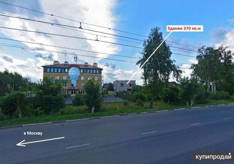 Административное кирпичное двухэтажное здание 370 кв.м в Иваново.