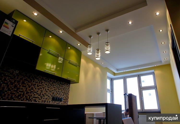 Недорогая отделка квартиры, качественный ремонт в Пензе