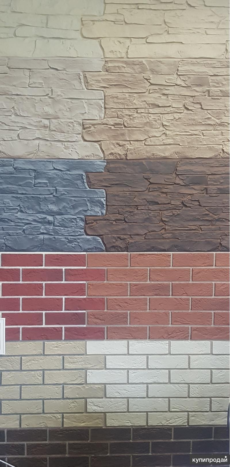 Фасадная панель VOX Solid Brick, Stone