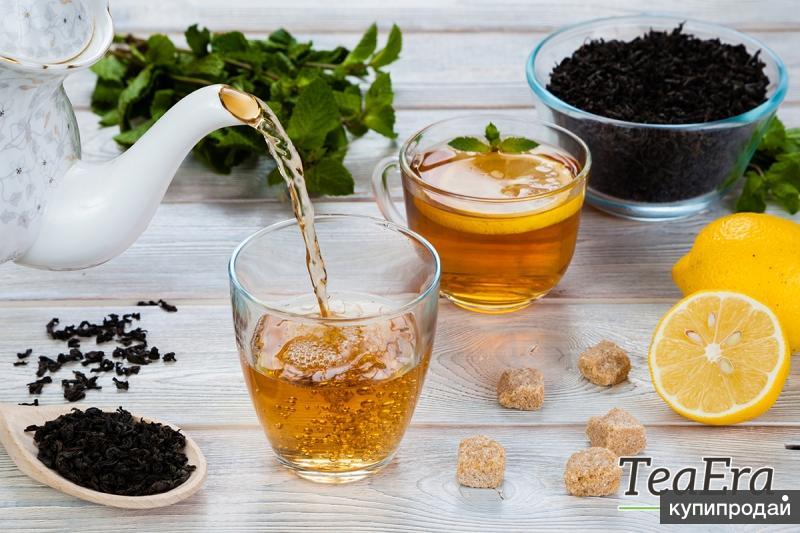 Качественный цейлонский чай для ресторанов, кафе и баров