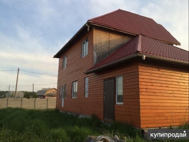 Недостроенный коттедж 150 м2 в Березовке, мкрн. Няша