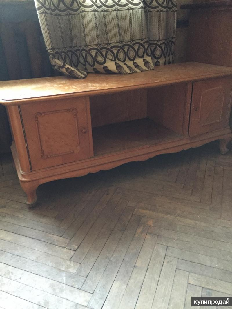 Старая мебель советского периода