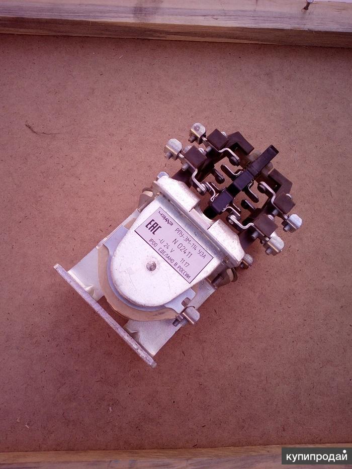 Реле промежуточное РПУ-3м-114, -118