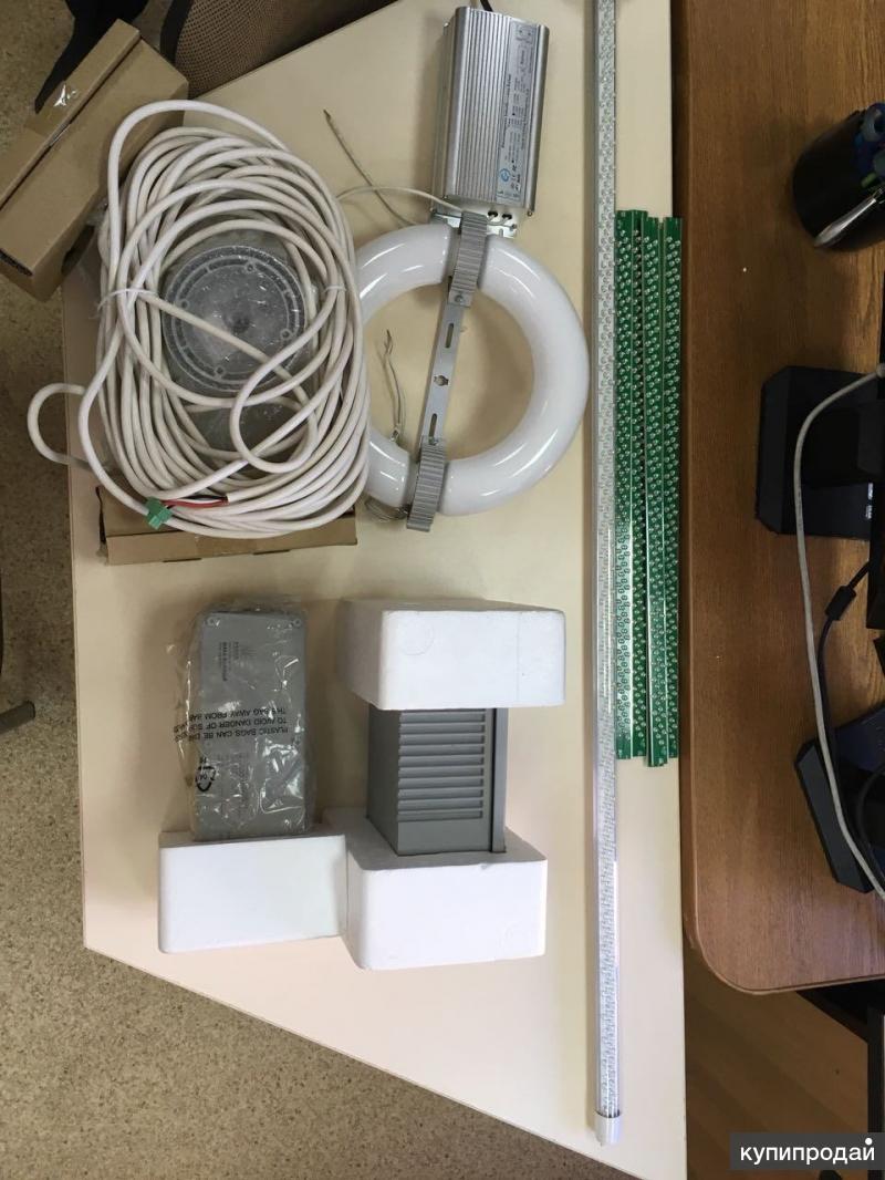 Светодиодные лампы и комплектующие к ним
