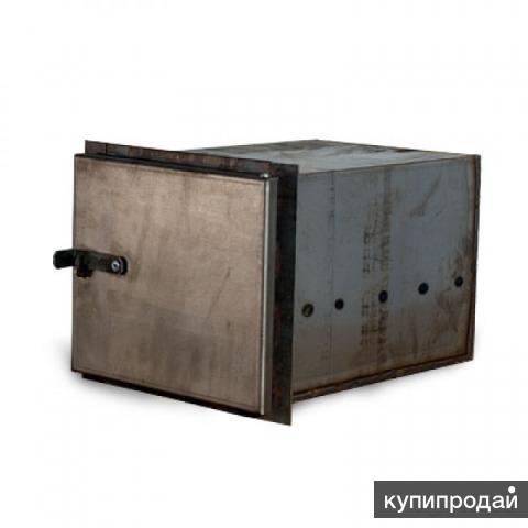 Духовка Для Кирпичной Печки Новая Толстый металлцельносварная