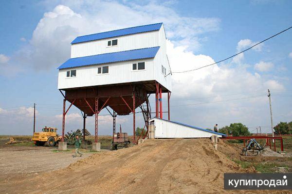Строительство ЗАВ, зерносушилок, реконструкция