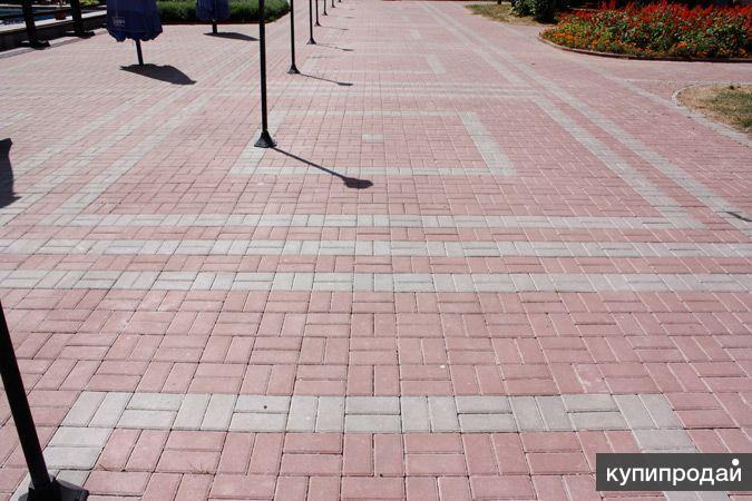 Укладка тротуарной плитки цена