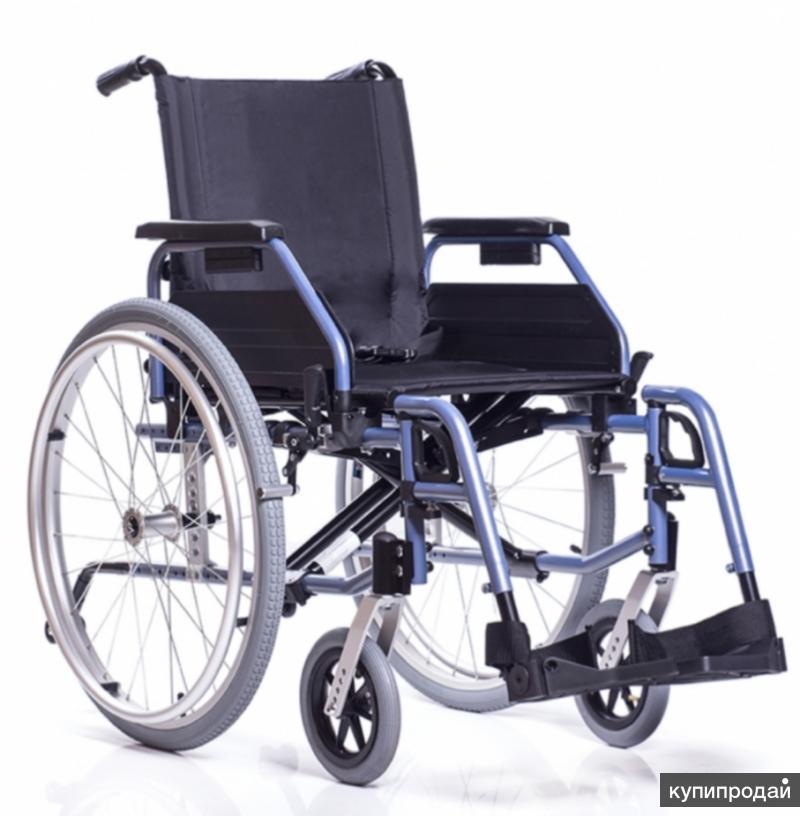 Инвалидное кресло-коляска Ortonica base195