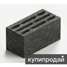 Блок керамзитобетонный 8-пустотный