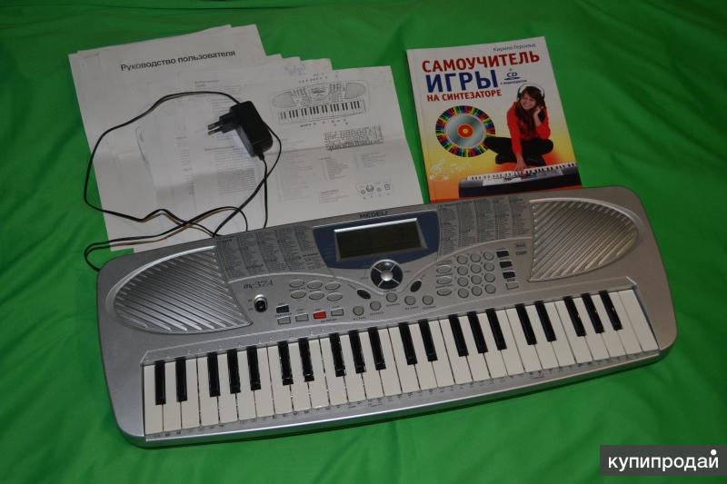 Продается мини-синтезатор «Medeli МС37А»