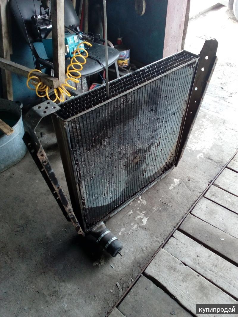 Ремонт автомобильных медных радиаторов