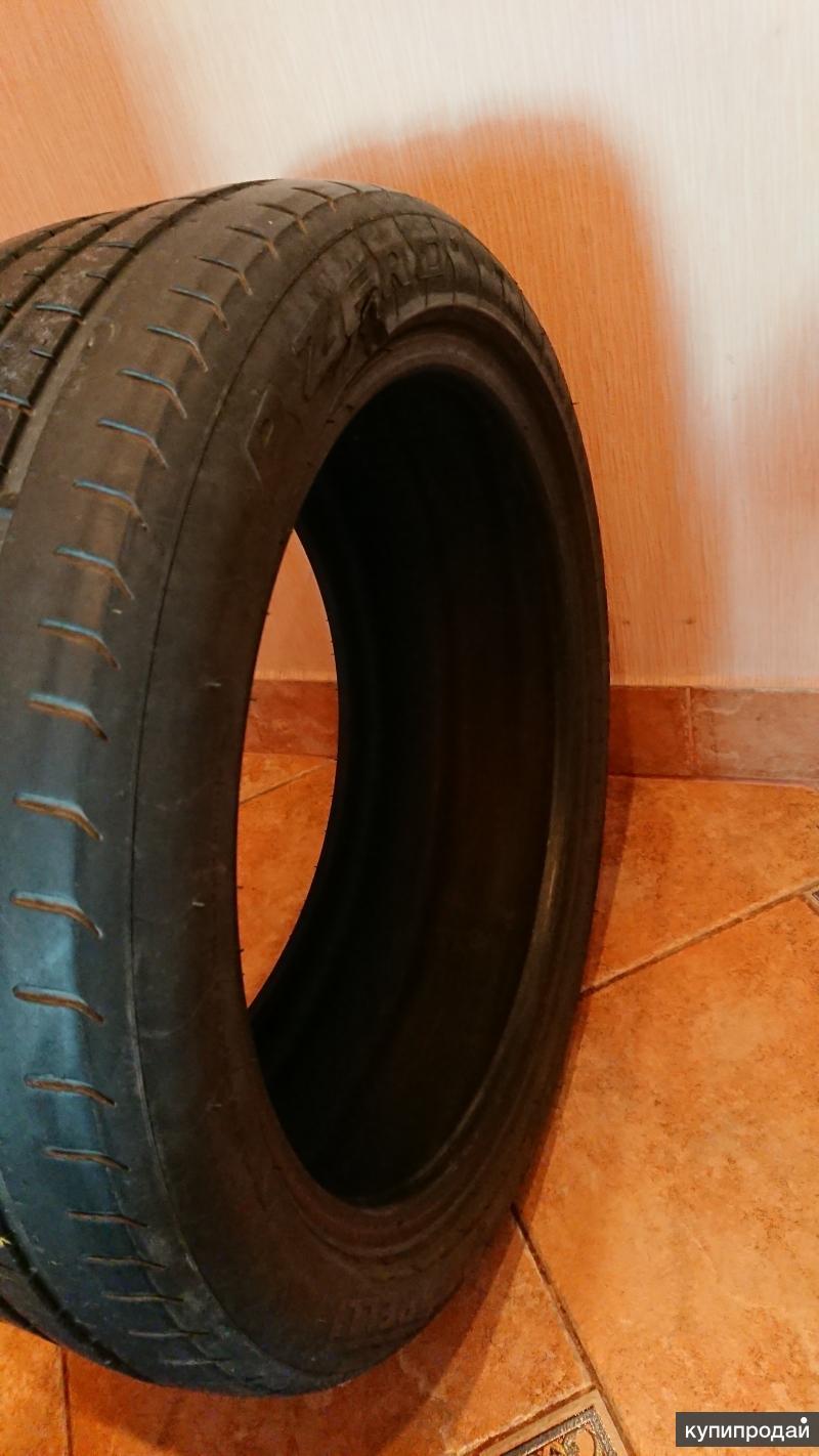 Pirelli p zero r18 245/40