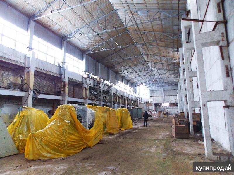 Складской цех 1500 кв.м в Иваново