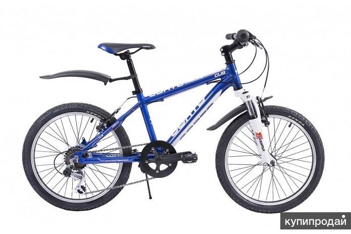 Детский велосипед Corto CUB