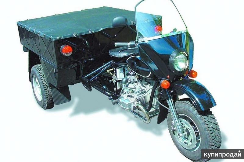 Мотоцикл Урал Геркулес