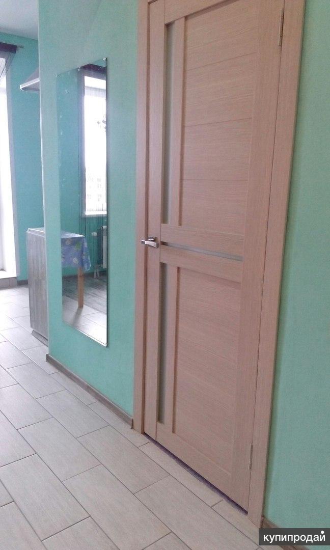 1-к квартира, 44 м2, 5/13 эт.Арена Омск в шаговой доступности Крупской 14