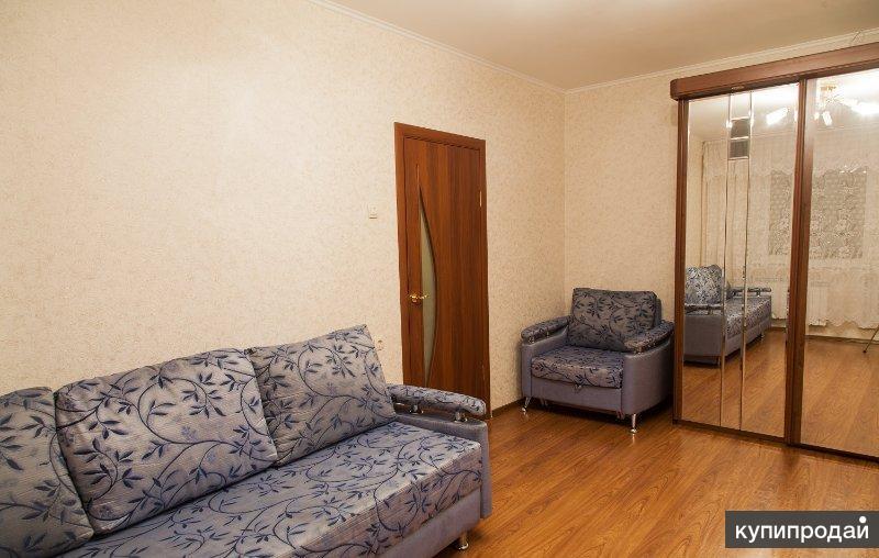 1-к квартира, 37 м2, 2/5 эт.