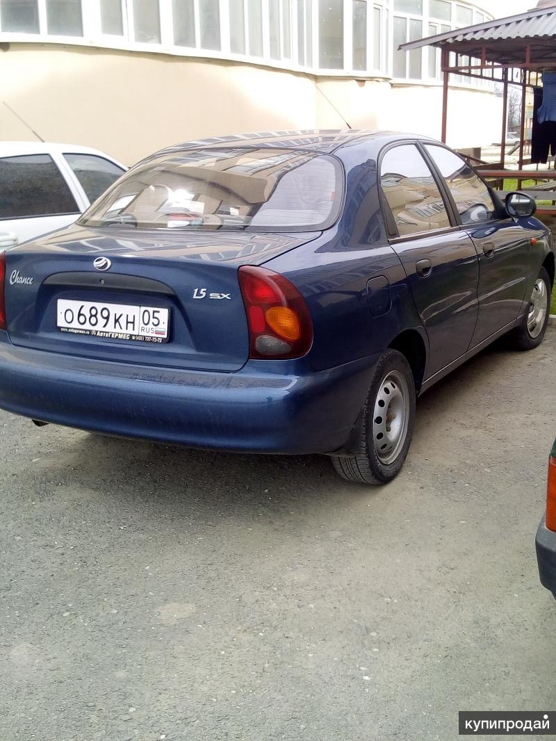Chevrolet Lanos, 2010 (zaz chans)