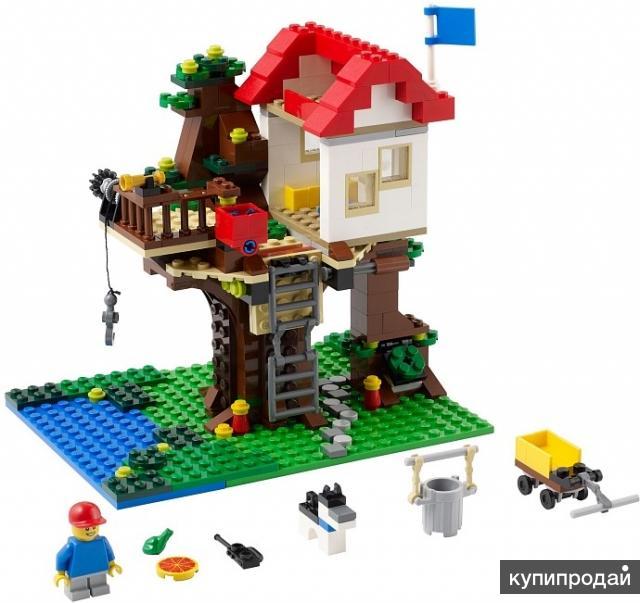 Лего конструктор 31010 Домик на дереве