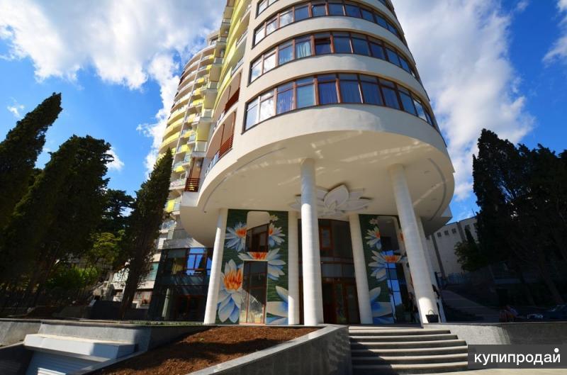 Продается 2 комн. квартира в г. Ялта в элитном жилом комплексе