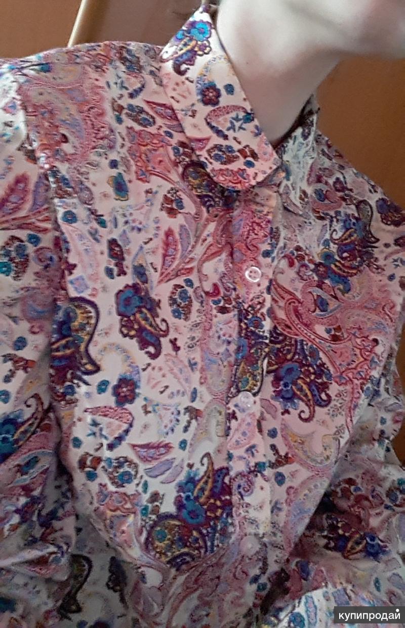 Узорчатая рубашка