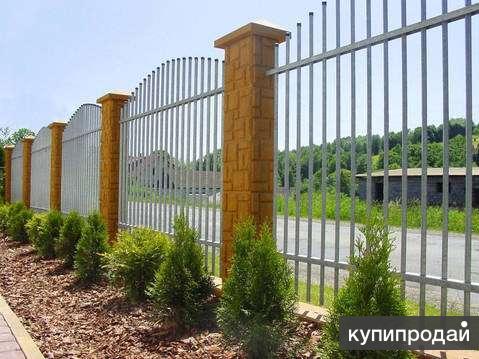 Заборы и ограждения: msk.satom.ru