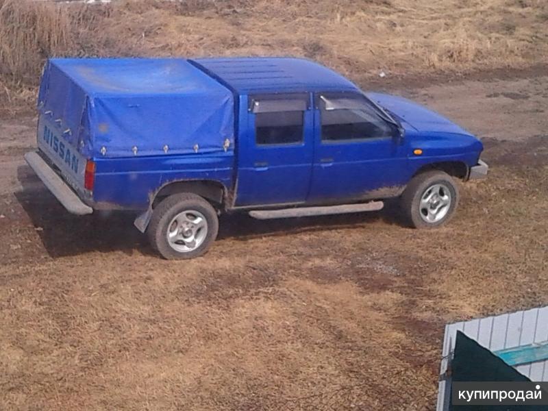 Nissan Datsun, 1992 пикап