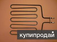 ТЭН для сауны 2 квт., нижнее подключение, нержавеющая сталь жаростойкая (Конта