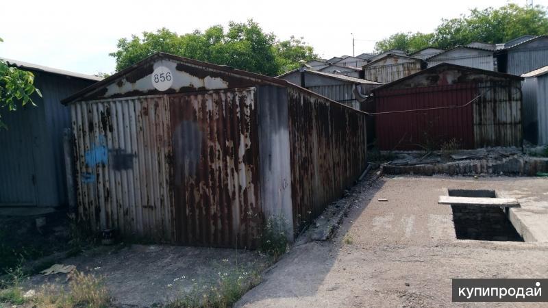 Продам металлический гараж по ул. Руднева; ГО Садко