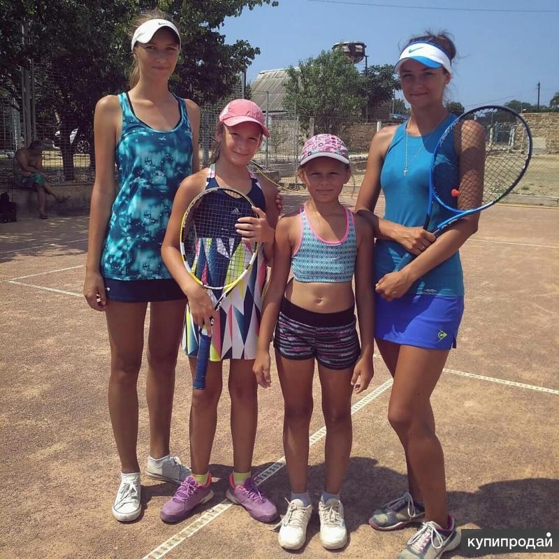 Доступный теннис