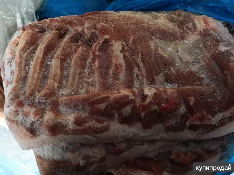 Грудинка свиная ИВР (шкура мягкая)