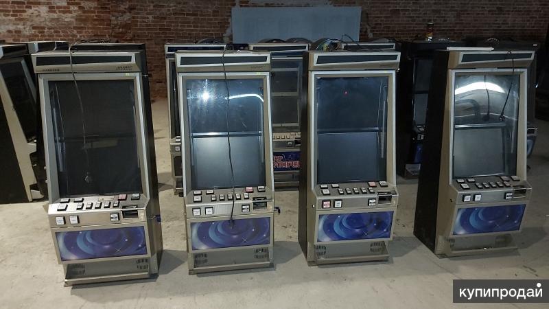 игровые автоматы продам