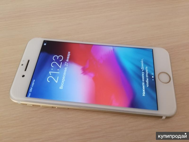 iPhone 7 gold 32gb РСТ