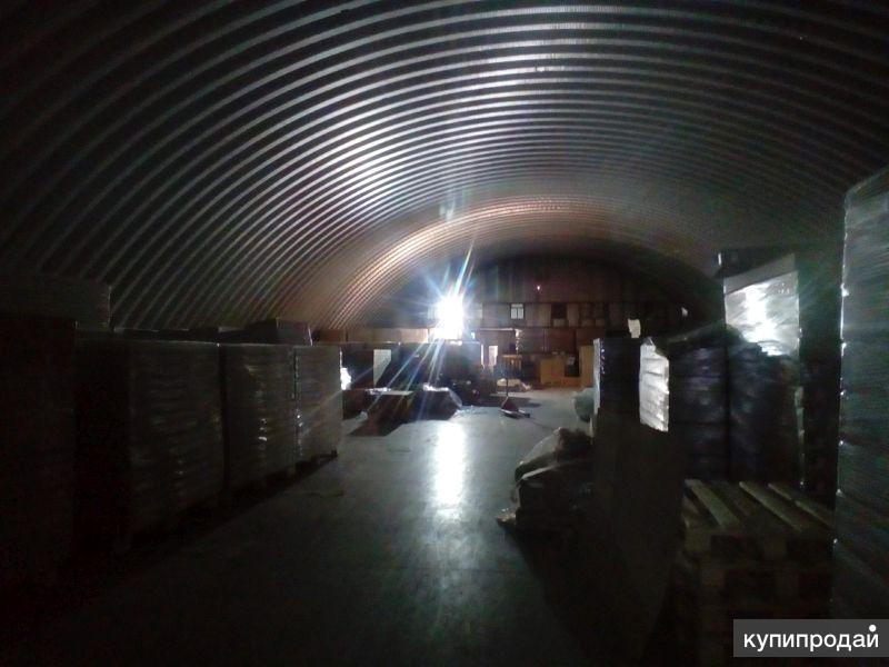 Сдаем производственно – складское помещение площадью 1300  кв.м. по ул. Рябова.