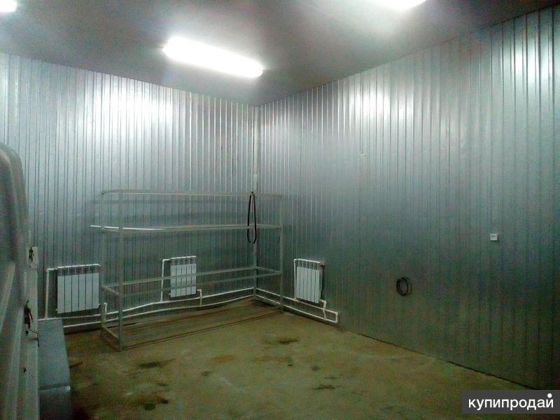 Сдаем гаражные боксы на охраняемой территории площадью от 30 кв.м. по ул. Рябова